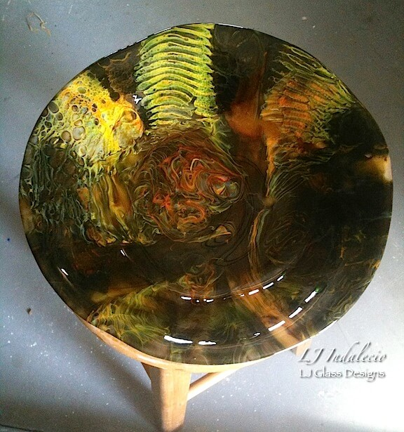 Linda Indalecio Art Glass Guild San Diego