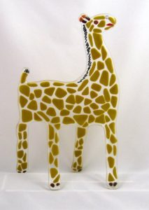 Gregarious Giraffe II